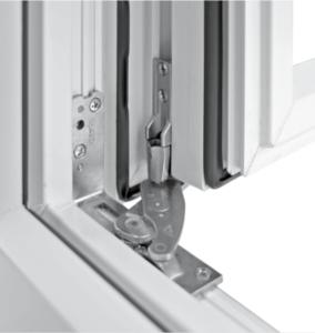 Регулировка балконной пластиковой двери